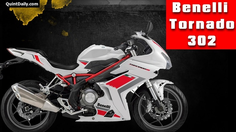 Benelli Tornado 302 Bike Features Quintdaily
