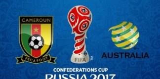 Cameroon vs Australia 2017 FIFA Confederations Cup Match Prediction Results