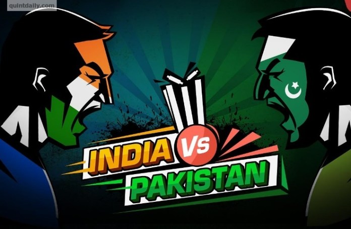 India v Pakistan ICC Champions Trophy 2017 Match 4