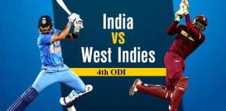 India Vs West Indies 4th ODI Match Prediction/Live Scores/Results