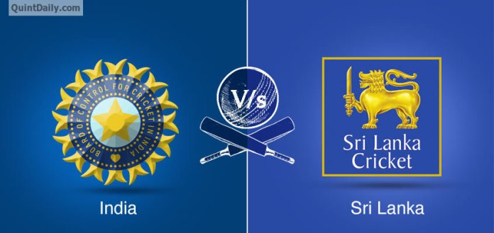 India Vs Srilanka 2017 Schedule