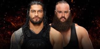 Roman Reigns vs Braun Strowman : WWE Great Balls of Fire Results 2017