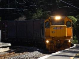 Palmerston North Train Accident