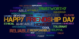 Friendship Day Wishes 2017