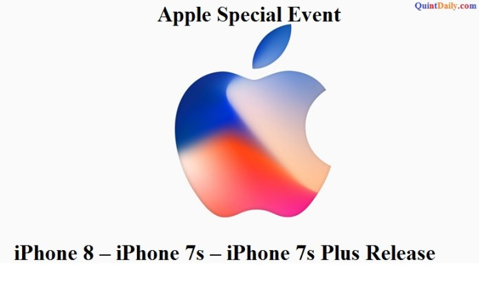 iPhone 8,7s,7S Plus Release Date