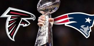 Falcons vs Patriots Scores