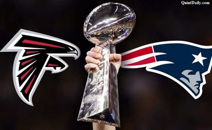 Falcons vs Patriots Scores