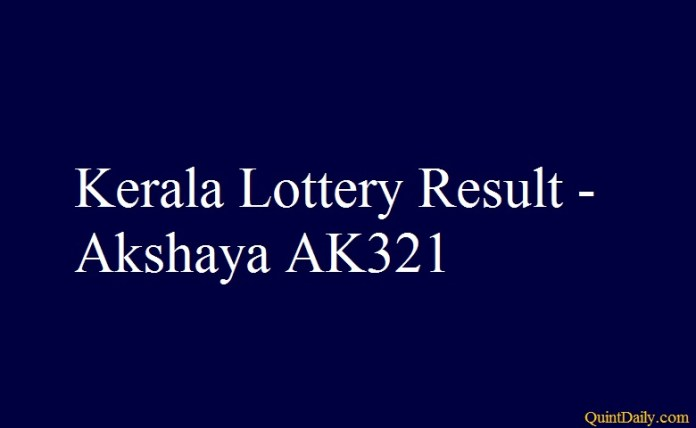Akshaya AK321