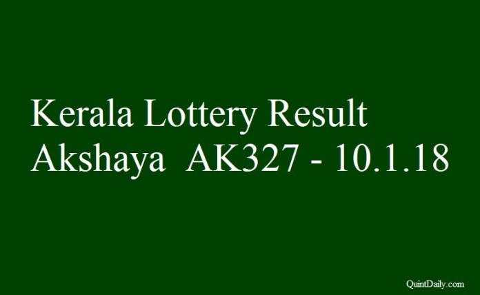 Akshaya AK327
