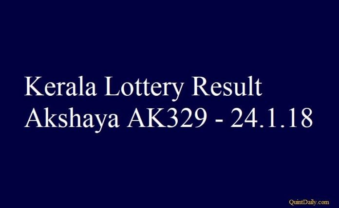 Akshaya AK329
