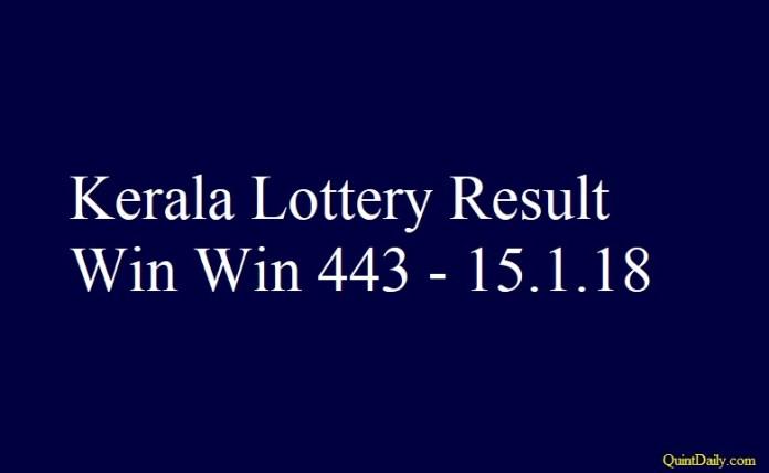 Win Win 443