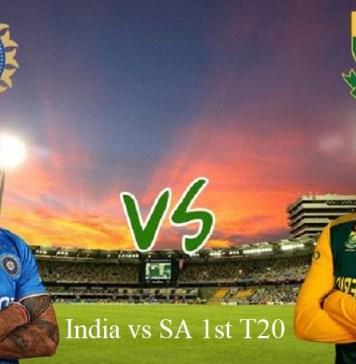 India vs SA 1st T20 Match Prediction #INDvsSA #IndiavsSAt20matchprediction #IndiavsSAT20Prediction quintdaily.com