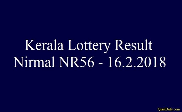 Nirmal NR56