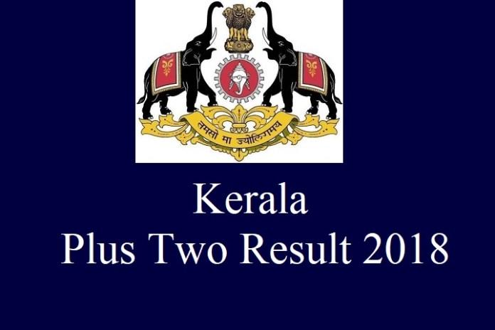 Kerala Plus Two Result 2018
