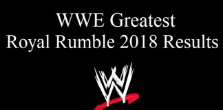 WWE Greatest Royal Rumble 2018 Results