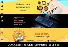 Amazon Summer Sale Offers 2018