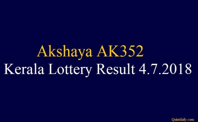 Akshaya AK352
