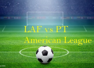 LAF vs PT American League
