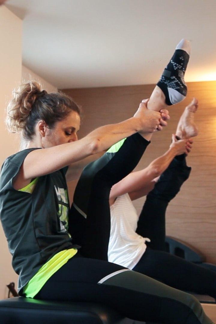 Méthode Pilates Les actifs