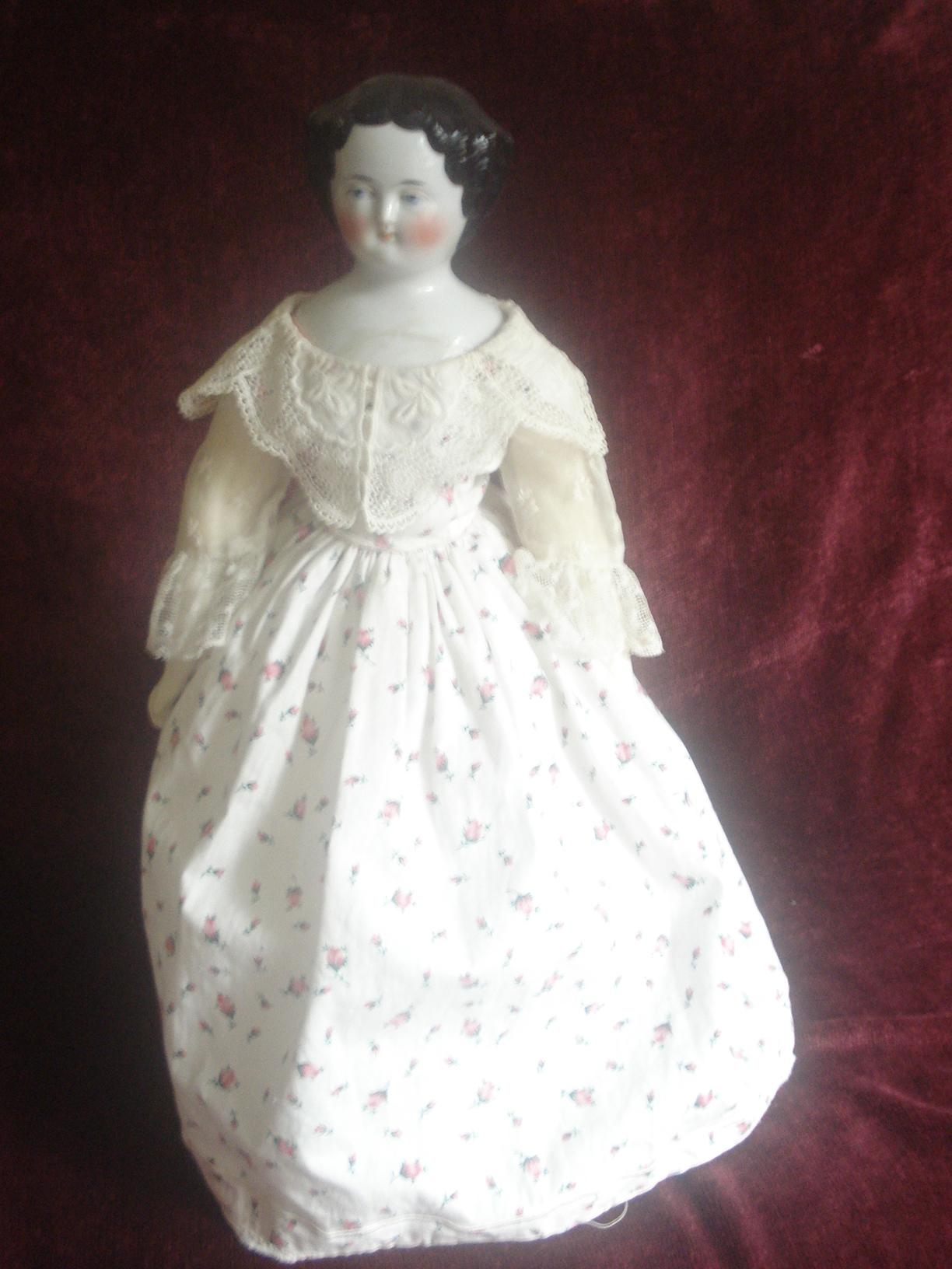 China doll  quintessential antique dolls