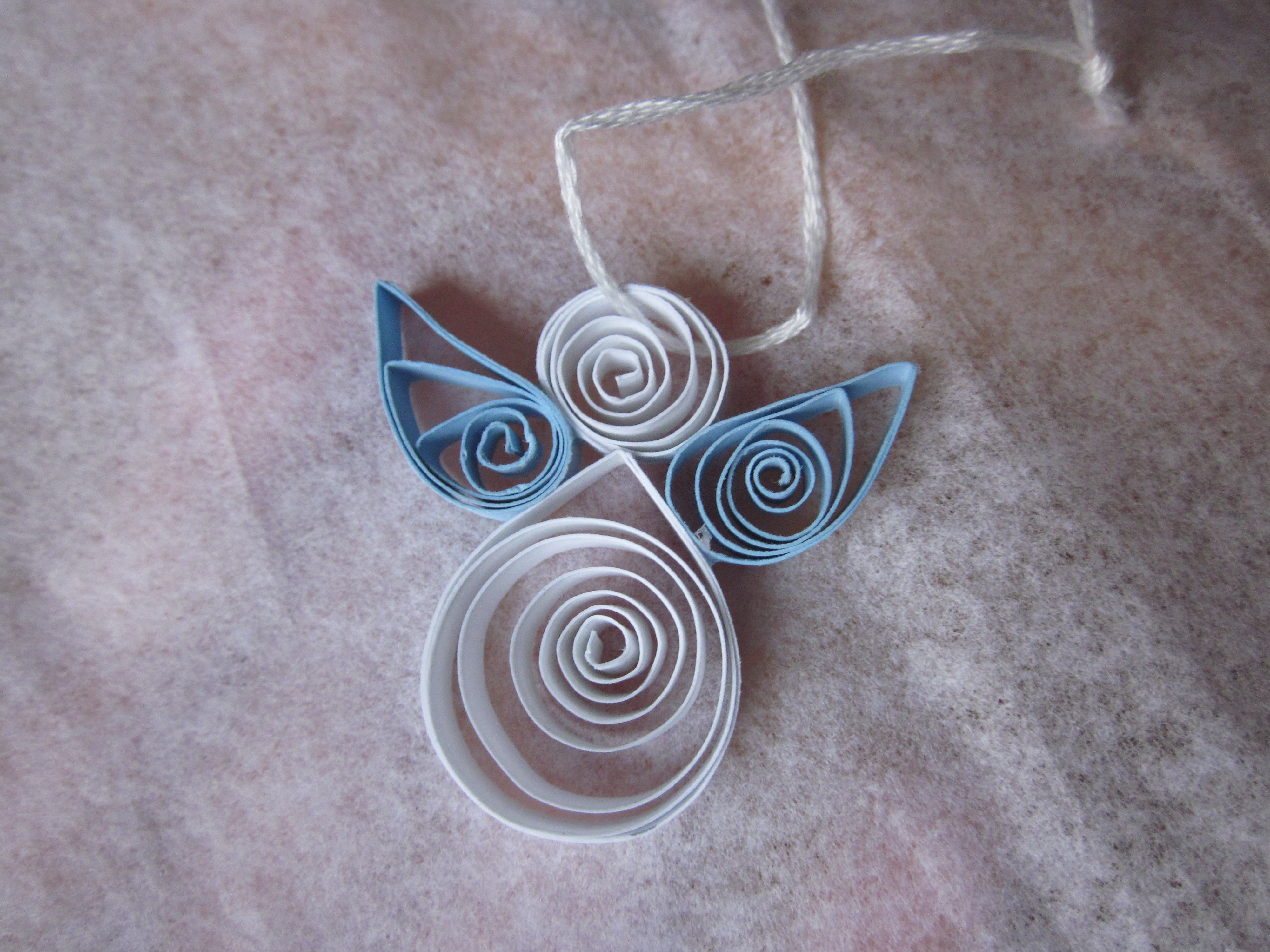 Quilled Ornaments  quintessentialcrafts