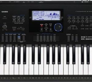 Casio WK-6600 Deluxe Set