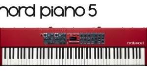 Clavia NORD Piano 5 73 – Clavia Nord Music Stand V2 GRATIS