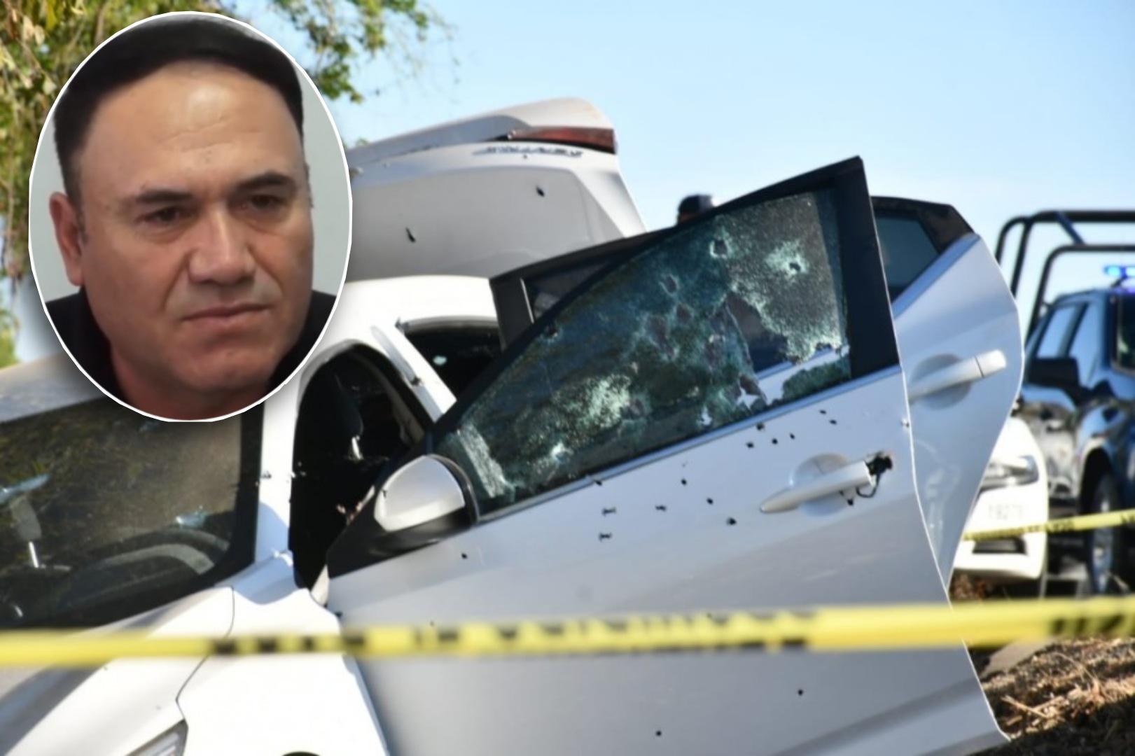 Asesinan al director de la Policía Estatal en Sinaloa   5to Poder