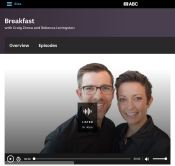 ABC Breakfast with Craig Zonca and Rebecca Levingston
