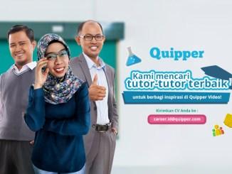 Peduli Pendidikan Indonesia? Ayo Gabung Jadi Guru Quipper Video!