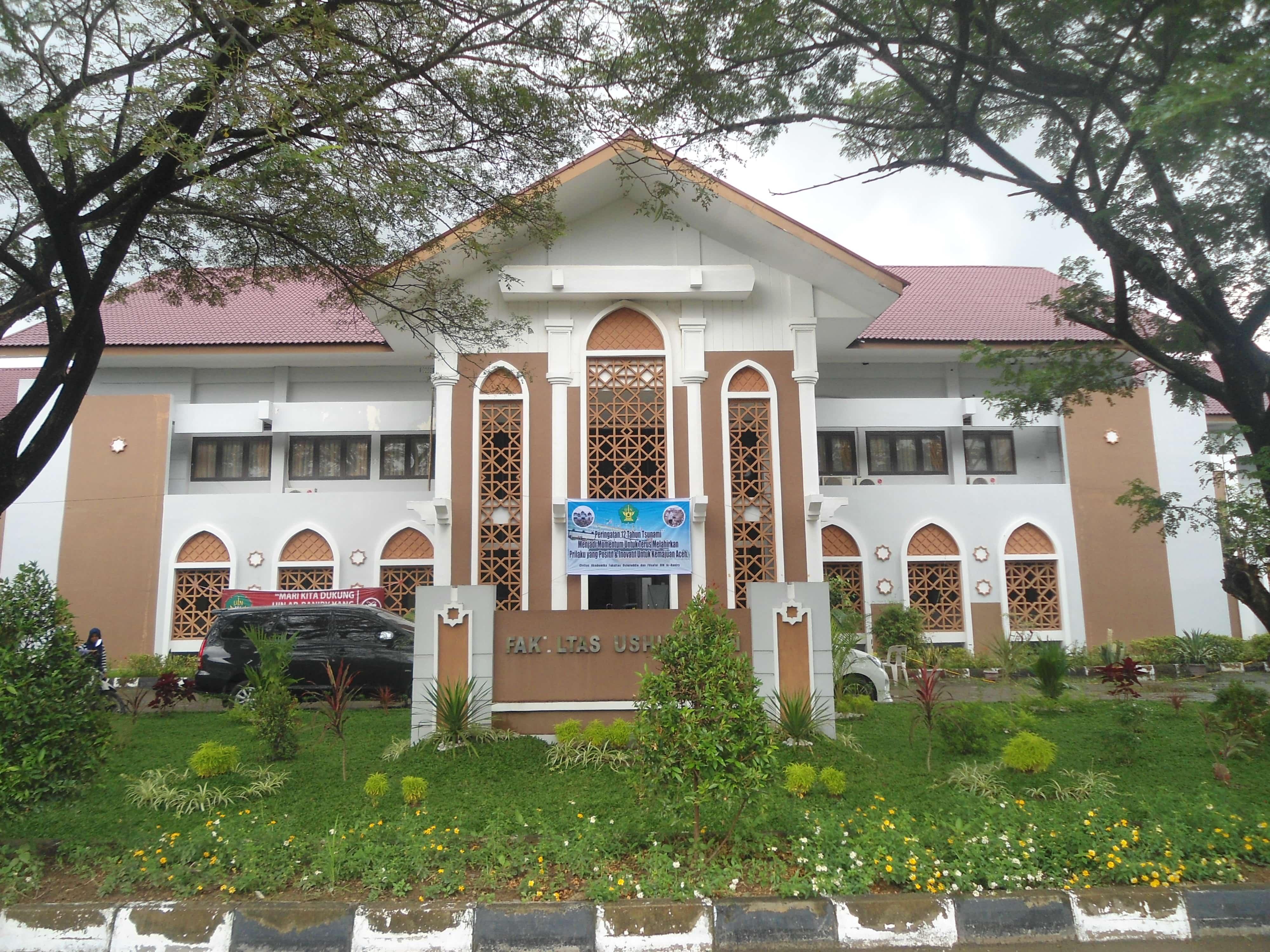 Ini Dia Berbagai Fakultas Dan Jurusan Di Universitas Islam Negeri Ar Raniry