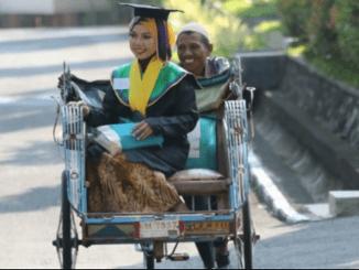 Raeni, Anak Tukang Becak Yang Punya Segudang Prestasi