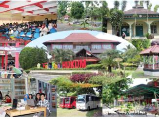 Fasilitas Kampus di Universitas Sriwijaya yang Meningkatkan Produktifitas Mahasiswanya