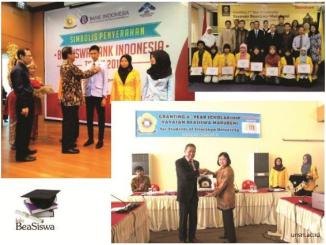 Program Beasiswa yang Dapat Ditempuh Jika Berkuliah di Universitas Sriwijaya