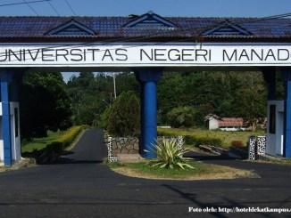 Fasilitas Berikuit Siap Menantimu di Universitas Negeri Manado