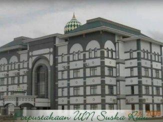 Gedung Bernuansa Timur Tengah Sampai Ruang Kuliah Ber-AC, Ada di UIN Sultan Syarif Kasim Riau
