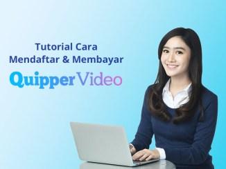 Cara Mendaftar dan Membayar Quipper Video Febby 1