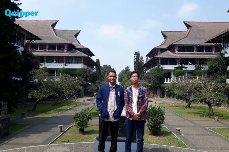 Cerita Tentang Naufal, Juara Quipper Video Challenge Dari Semarang Yang Sukses Masuk ITB