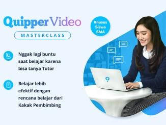 Quipper Video Masterclass