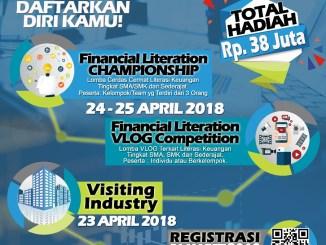 Saatnya Cerdas Finansial Di Perbanas Institute Financial Literation Program 2018