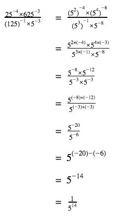 Pembagian Bilangan Berpangkat : pembagian, bilangan, berpangkat, Contoh, Bilangan, Berpangkat, Bulat, Positif,, Negatif,, Kelas