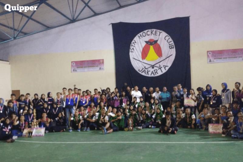 Kurang Populer, Kampus Ini Mengenalkan Olahraga Hoki di Kalangan Pelajar
