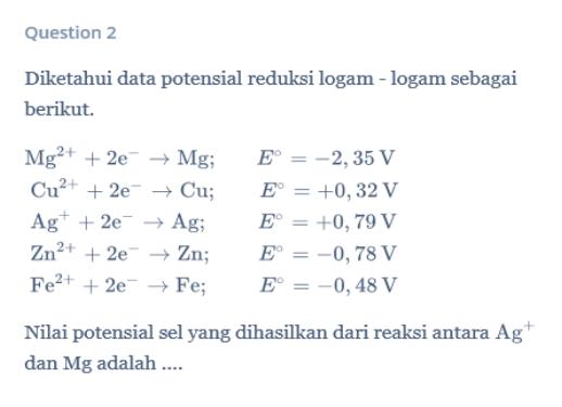 Solusi Super Memahami Materi Sel Volta Buat Kamu Yang Kelas 12