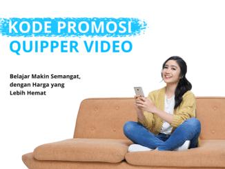Kode Promosi Quipper Video - Febby