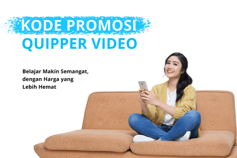 Kode Promosi Quipper Video - Febby