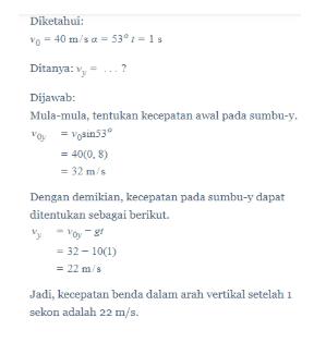 Kinematika Vektor Fisika Kelas 11 Konsep Rumus Dan Contoh Soal Quipper Blog
