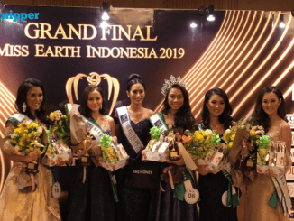 miss earth ukrida