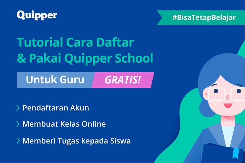 Quipper School Guru