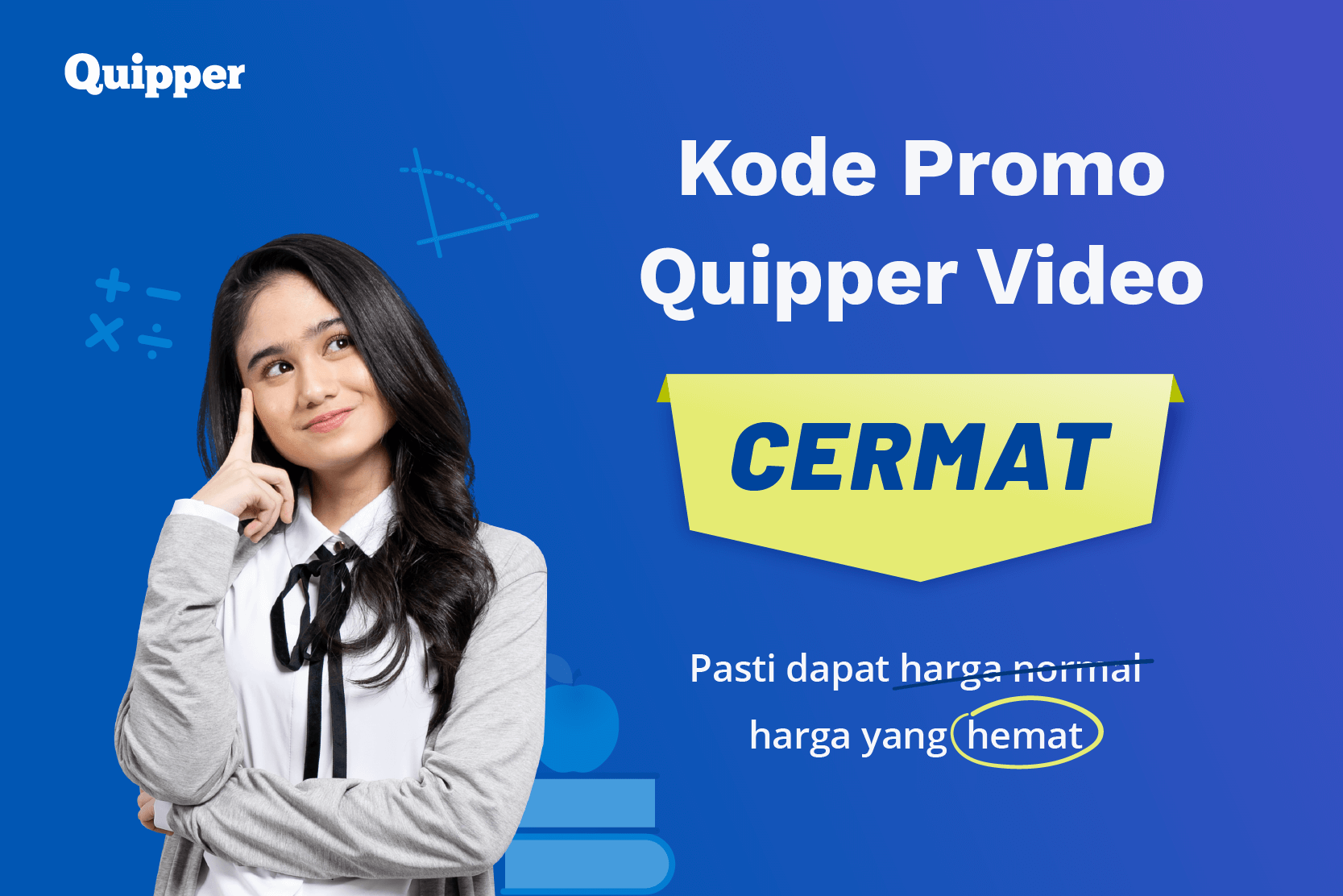 Kode Promo Quipper Video - Jul 20