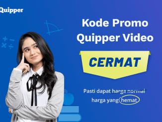Kode Promo Quipper Video - Jul 20
